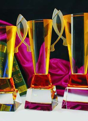 Crystal trophies 水晶獎盃 CP001