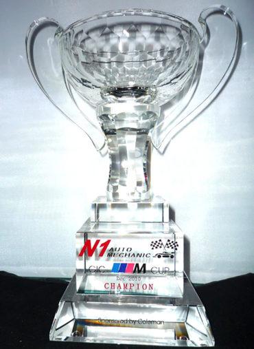 水晶獎盃CP001
